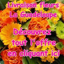 FLEURS LA GUADELOUPE