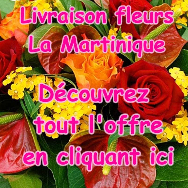 FLEURS LA MARTINIQUE